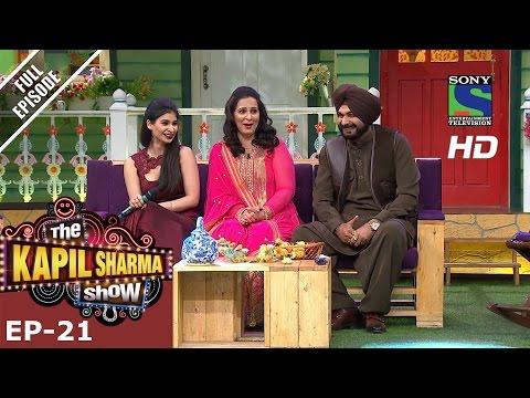 The Kapil Sharma Show - दी कपिल शर्मा शो–Ep-21-Navjot Kaur Sidhu –2nd July 2016