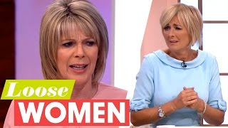 The Panel Are Horrified by the Latest Shocking Sex Trend   Loose Women
