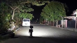 Detik-detik Polisi Ledakkan Bom Milik Terduga Teroris di Wisma Indah Permai Surabaya