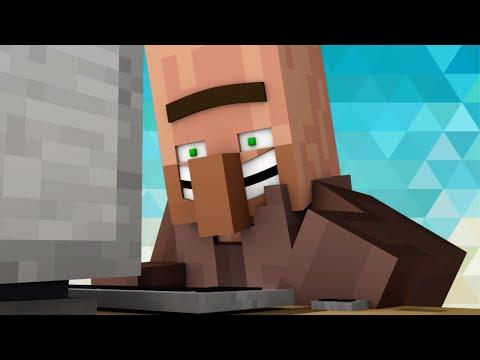 Xxx Mp4 When Villagers Discovers Porn Minecraft Animation 3gp Sex