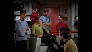 The Ending Scene From The Trouble with Tribbles