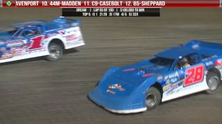 06.11.16 highlights  |  22nd Annual Dirt Late Model Dream by Ferris Mowers