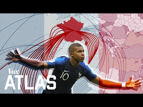 Why France produces the most World Cup players
