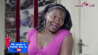 The boss wife vs secretary. Kansiime Anne. African comedy.