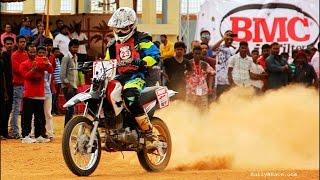 Two-Wheeler Winners   Bangalore Autocross 2014   Team46 Racing   Media - RallyNRace.com