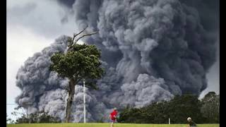 Breaking News: Hawaii volcano eruption: POISON GAS warning as Kilauea blasts Big Island with toxic