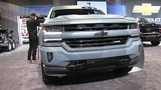 2016 Chevrolet Concept Trucks - SEMA Show