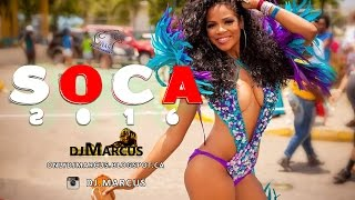 2016 SOCA Mix| @OnlyDJMarcus | Olatunji, Machel, Bunji, VOICE, Lyrical, Skinny Fabulous etc..