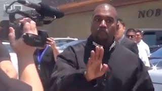 Kanye West Worst Moments With Paparazzi - Abusing, Fighting & more