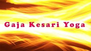 Gaja Kesari Yoga :The Truth