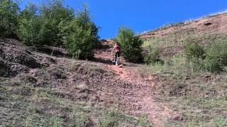 Montesa Hill Climb, 3rd time unlucky