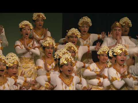 Indonesia mencatat sejarah dunia paduan suara