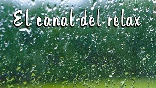3 HORAS DE SONIDO NATURAL DE LLUVIA CON TRUENOS LEJANOS-3 HOURS  RAINFALL WITH DISTANT THUNDER. 🎧