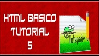 Curso ( html ) HTML Basico 2013 -  lista ol - li - ul menus Tutorial 5