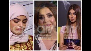كلام مؤثر للفنانة شوق عن امها ابكى سارة الودعاني وشيلاء سبت على الهواء