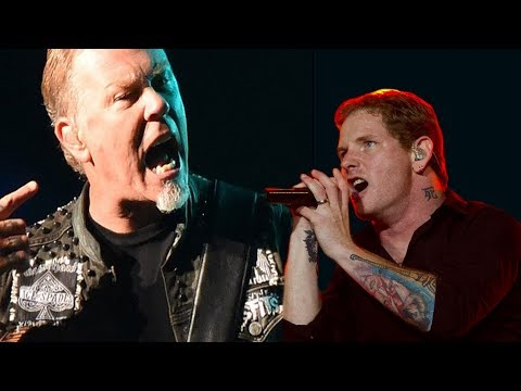 10 Bands Going Off Onstage Metallica Disturbed Foo Fighters and More Rock Feed