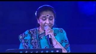 Asha Bhosle Sings Sinhala - Live for the First Time (with Bathiya & Santhush)