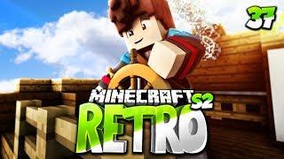 AUF GEHTS ZUR LEBEN STADT • Minecraft RETRO S2 #37 | Minecraft Roleplay • Deutsch | HD