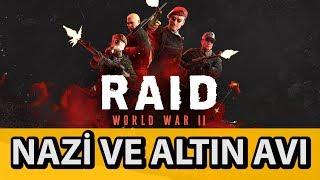 RAID: World War II'de Nazi ve Altın Avı