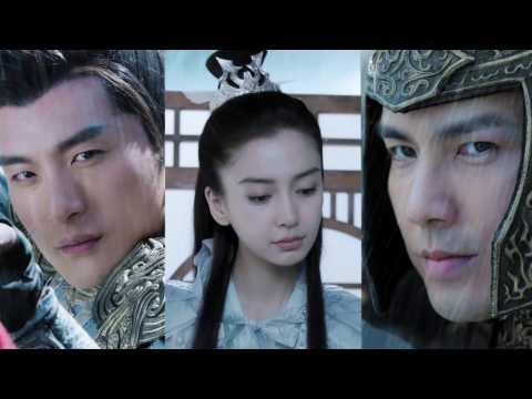 電視劇孤芳不自賞 General and I 第一集 EP01 鍾漢良 Angelababy(楊穎) CROTON MEGAHIT Official