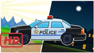 Songs for kids |  kids police car | vehicles for kids | kid cops