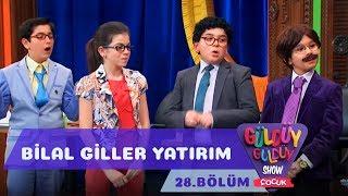 Güldüy Güldüy Show Çocuk 28. Bölüm Bilal Giller Yatırım A.Ş.