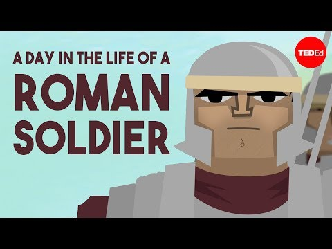 Xxx Mp4 A Day In The Life Of A Roman Soldier Robert Garland 3gp Sex