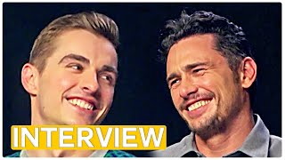 The Disaster Artist | James Franco & Dave Franco Exclusive Interview