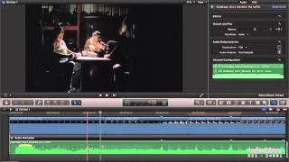 45. FCPX - Audio animation - Persian