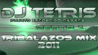 DJ Tetris - Tribalazos Mix 2011 (Parte 1)