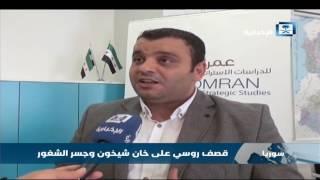 اشتباكات بين المعارضة وميليشيا الأسد بريف دمشق