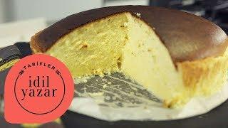 Japon Cheesecake Nasıl Yapılır ? - İdil Yazar - Yemek Tarifleri