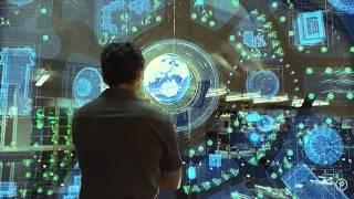 Iron Man 2 Amazing Interfaces & Holograms (Pt. 2 of 3)