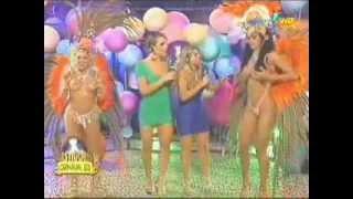 Iris Bastidores Carnaval Jessica e Lorena 130209
