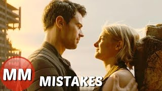 10 MISTAKES You Didn't Notice in Allegiant | Allegiant Movie MISTAKES