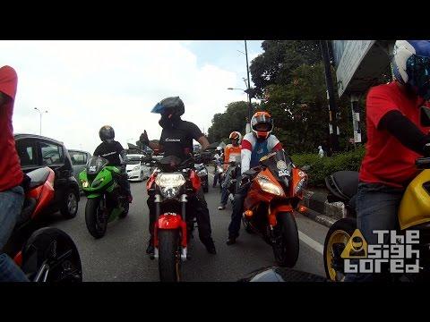 Kenduri kahwin escort ride