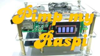 #131 Pimp my Raspberry: Automatic fan, automatic shutdown, automatic Python