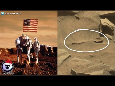 PROOF Ancient Humans Came From Mars 12 23 16