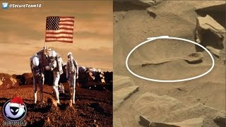 PROOF Ancient Humans Came From Mars? 12/23/16