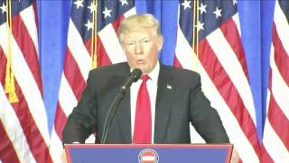 Video: Trump responds to unsubstantiated report about relationship with Russia