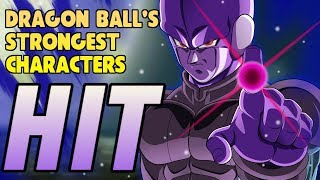 Strongest in Dragon Ball - Hit