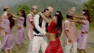Nepali Lok Dohori Song(Dhaka Topi Dhalkyo Nabhana....)