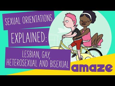 Sexual Orientation Explained