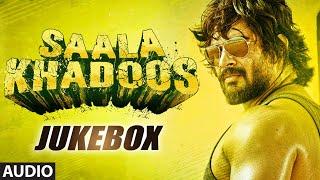 SAALA KHADOOS Full Songs (AUDIO JUKEBOX) | R. Madhavan, Ritika Singh | T-Series