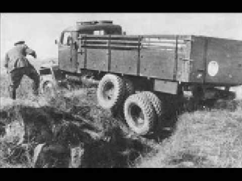 Střední armádní nákladní vozy Škoda V3T až T810