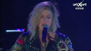 Fergie - Love Is Pain [Tribute to Prince] Live @ Rock In Rio Lisboa 2016