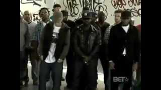 THE CYPHER - MOS DEF' BLACK THOUGHT' EMINEM!