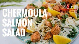 Ronnit Hoppe makes Chermoula Salmon Salad | Everyday Gourmet S8 E31