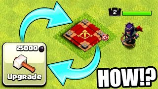 FASTEST WAY TO UPGRADE HEROES! (2017 Edition) - Clash Of Clans
