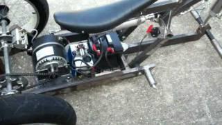 Electric Trike w/Air Ride Suspension Pt. 2
